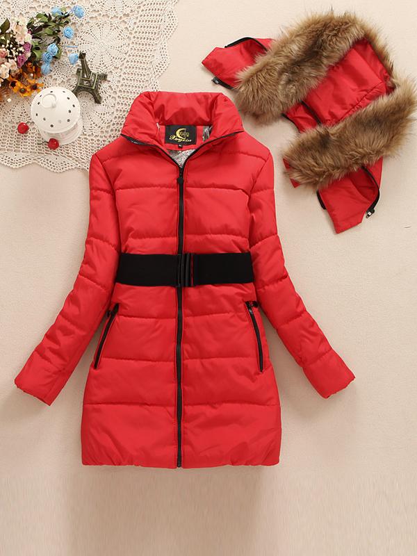 Női szőrme kabát több színben is Rendelés külföldről