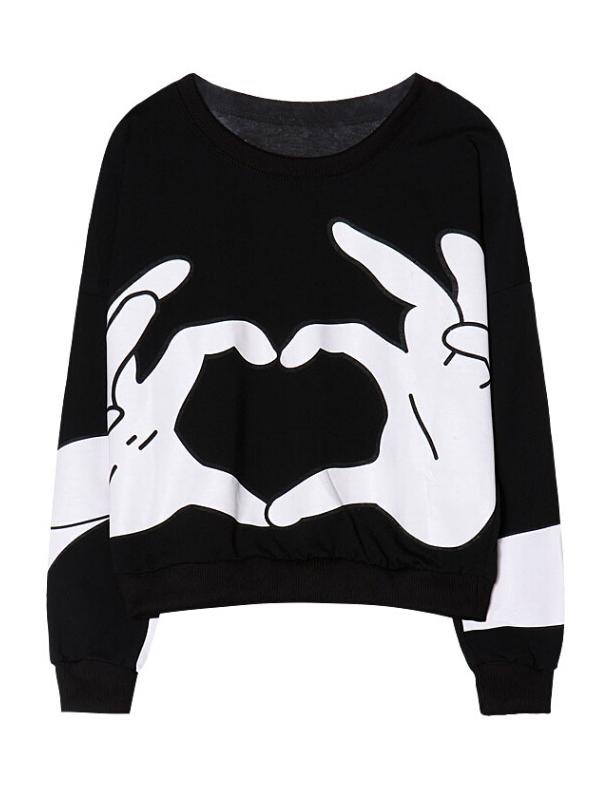5b637c6b08 női pulóver webshop   mintás kötött rövid pulóver   Axadion női ...