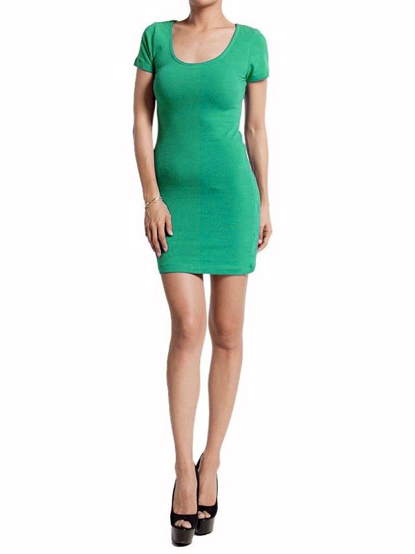 sztreccspamut női ruha 71af599412