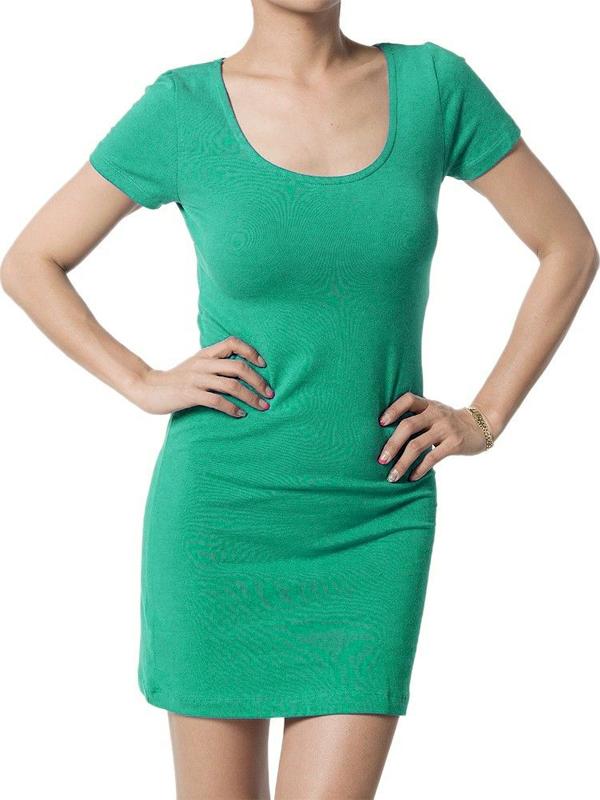 ... női ruha sztreccspamut ... a263800db8