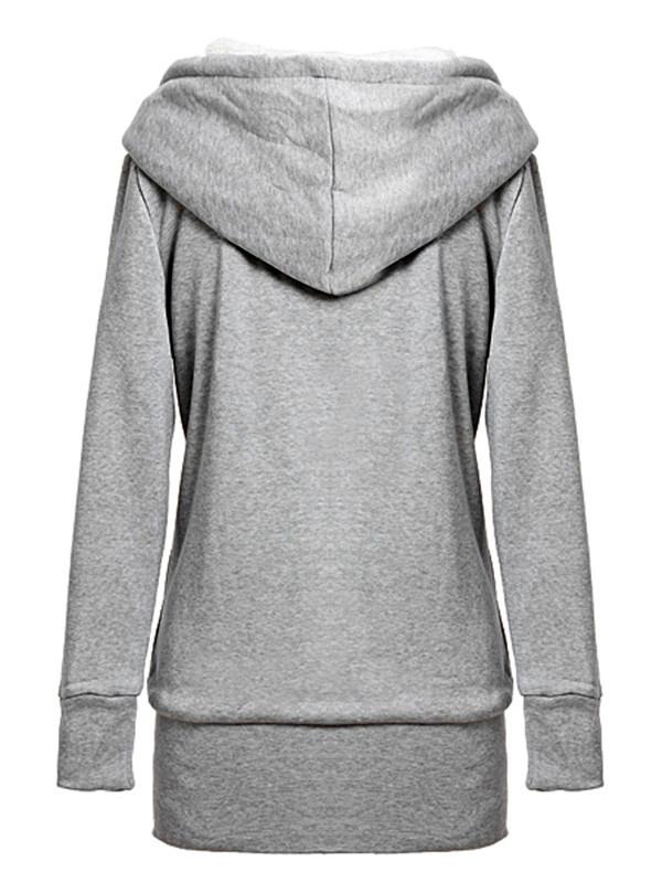 ... kapucnis női pulóver divatos ... 9d123e054c