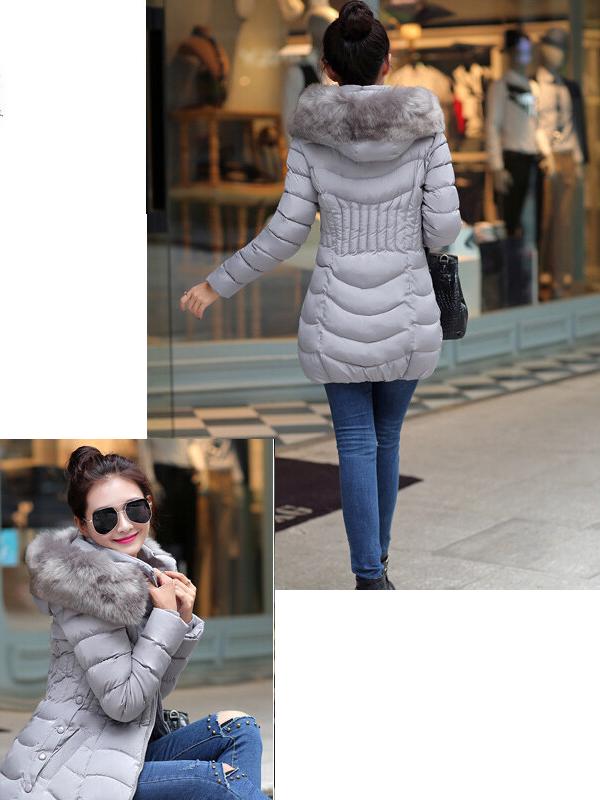 8a5962deb3 női télikabát webshop   szőrmés karcsúsított télikabát   Axadion női ...