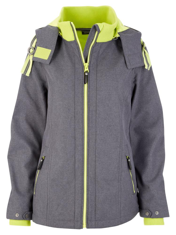 kapucnis softshell kabát 55baac7109