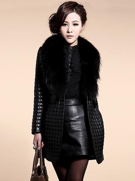 d9cc4c791c női kabát webshop | elegáns steppelt műbőr kabát | Axadion női divat ...