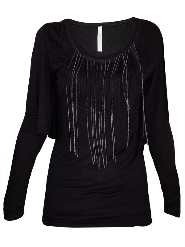 660c367cdf ruha webshop | topok, pólók | rojtos fekete felső rendelés | fekete
