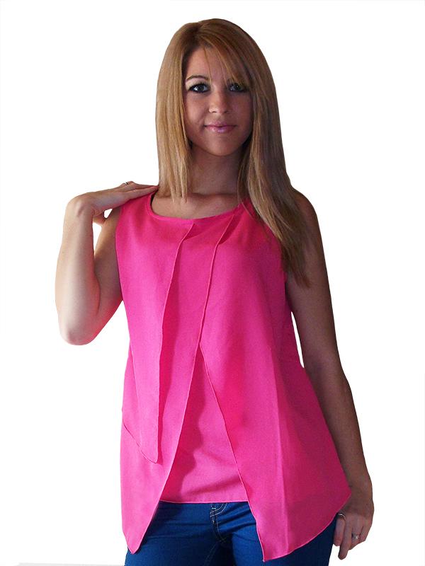 1d94fef3ab női blúz webshop | pink trendi női blúz | Axadion női divat ruha webshop