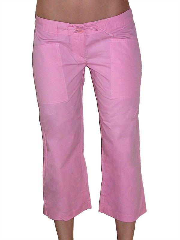 00aaa316d7 ruha webshop | nadrágok | bő szárú női halásznadrág rendelés | rózsaszín